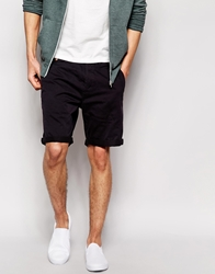 Barbour Chino Shorts Navy