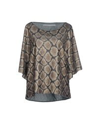 Laviniaturra Shirts Shirts Women Grey