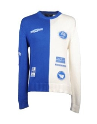 Scapa Sports Crewneck Sweaters Blue