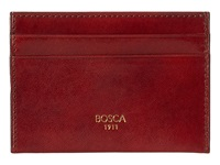 Bosca Old Leather Collection Weekend Wallet Cognac Leather Wallet Brown