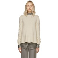 The Row Off White Sabel Sweater