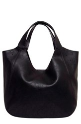 Urban Originals 'Masterpiece' Perforated Tote Black