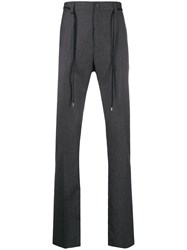 Lanvin Belted Straight Leg Trousers 60