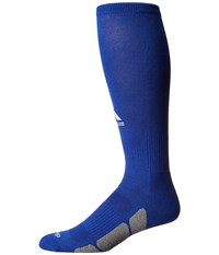 Adidas Utility Over The Calf Bold Blue White Light Onix Knee High Socks Shoes