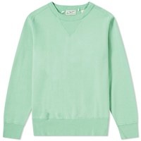 Levi's Vintage Clothing Bay Meadows Crew Sweat Green