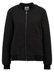 Object Objkasandra Bomber Jacket Black