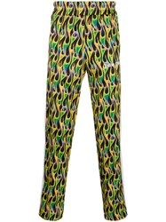 Palm Angels Burning Jogging Trousers 60