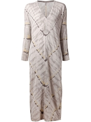 Raquel Allegra Tie Dye Long Dress