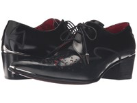 Jeffery West Shotgun Gibson Black Red Men's Shoes