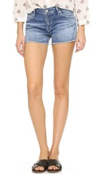 Citizens Of Humanity Ava Cutoff Shorts Pacifica