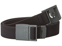 Jack Wolfskin Stretch Belt Dark Steel Belts Brown
