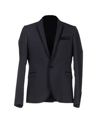 Messagerie Suits And Jackets Blazers Men Steel Grey