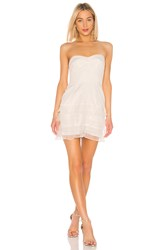 Amanda Uprichard Estelle Dress Ivory