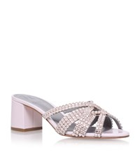 Gina Dexie Sandals Female Light Pink