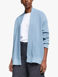 Eileen Fisher Organic Cotton Cardigan Haze