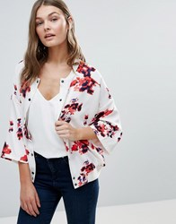 B.Young Bennica Bomber Jacket 80636 Poppy Red
