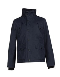 Fred Mello Coats And Jackets Jackets Men Dark Blue