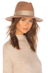 Ale By Alessandra L'amour Hat Brown