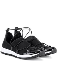 Jimmy Choo Andrea Sneakers Black