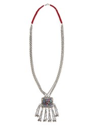 East Tassel Necklace