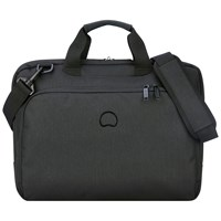 Delsey Esplanade 1 Compartment Briefcase Black