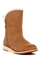 Emu Beach Lo Genuine Sheep Fur Boot Gray