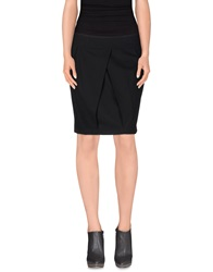 Blu Byblos Mini Skirts Black