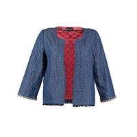 Lowie Inca Chambray Quilted Jacket