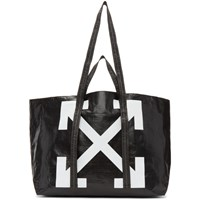 Off White Black New Commercial Tote