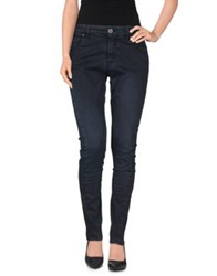 Pour Moi Pour Moi Casual Pants Dark Blue