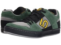 Five Ten Freerider Green Grey Men's Skate Shoes