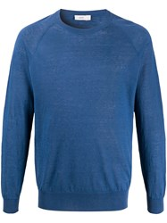 Closed Crew Neck Lightweight Pullover 60