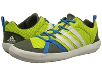 Adidas Outdoor Climacool Boat Lace Semi Solar Yellow Chalk White Base Green Men's Shoes