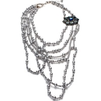 Gabriele Frantzen Cascade Necklace Light Grey