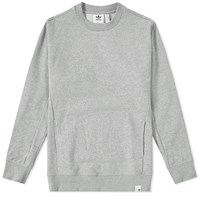 Adidas X By O Crew Sweat Grey