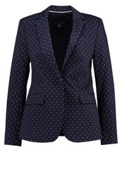 Banana Republic Blazer Navy Dark Blue