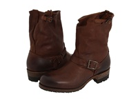 Walk Over Vintage Collection Elijah Harness Engineer Chocolate Men's Boots Brown