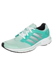 Adidas Performance Revenergy Techfit Cushioned Running Shoes Frost Mint Vivid Mint
