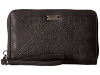 Roxy Won My Heart Anthracite Wallet Handbags Pewter