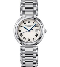 Longines L8.114.4.71.6 Primaluna Stainless Steel Watch