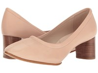 Clarks Grace Isabella Nude Pink Leather Women's Sandals