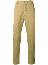 Ymc Chino Trousers Nude Neutrals