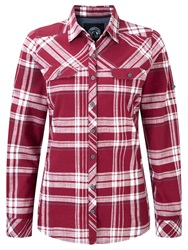 Tog 24 West Womens Deluxe Shirt Red