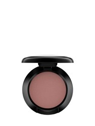 M A C Small Matte Eyeshadow Swiss Chocolate