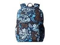 Vera Bradley Lighten Up Grande Laptop Backpack Java Floral Backpack Bags Black