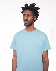 The Idle Man Classic T Shirt Light Blue