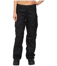 Dc Ace J Snow Pants Anthracite Women's Casual Pants Pewter