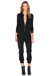 Nytt Lauren Thermal Jumpsuit Black