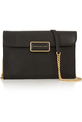 Marc By Marc Jacobs Pegg Textured Leather Shoulder Bag