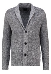 Selected Homme Shxmilano Cardigan Grey Melange Light Grey